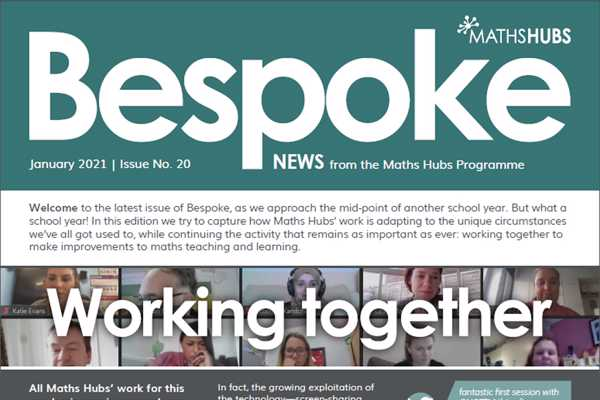 Winter 2020 issue of Bespoke out now
