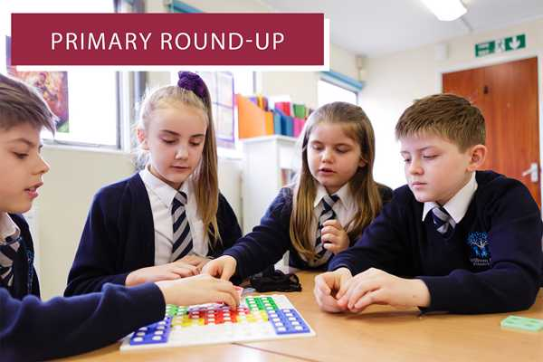Primary Round-up January 2021