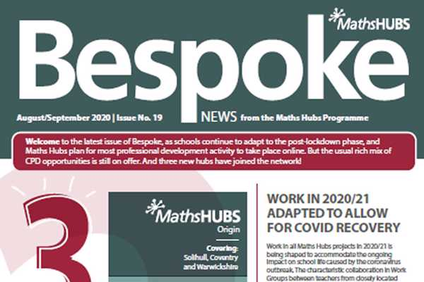 Latest issue of Bespoke out now