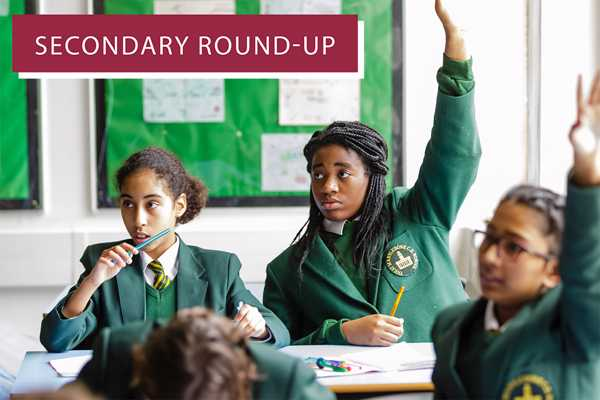 Secondary Round-up November 2020