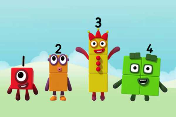 New Numberblocks resources for home learning now available